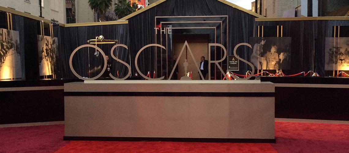 The Oscar Experience 2014